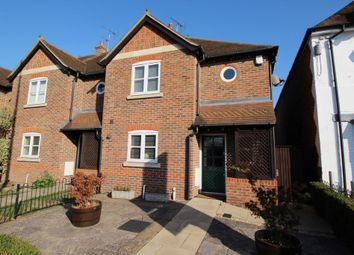 Thumbnail 3 bed end terrace house for sale in Saxon Place, Pangbourne, Reading