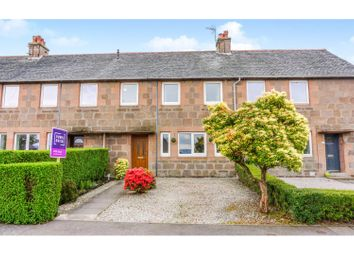 Thumbnail 3 bed terraced house for sale in Cairnview Place, Laurencekirk