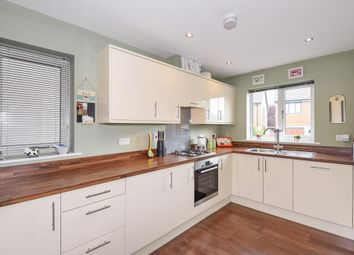 Thumbnail 3 bed semi-detached house for sale in Mallards Reach, Thatcham