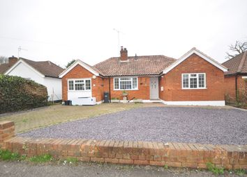 Thumbnail 3 bed bungalow to rent in Cheyne Walk, Horley