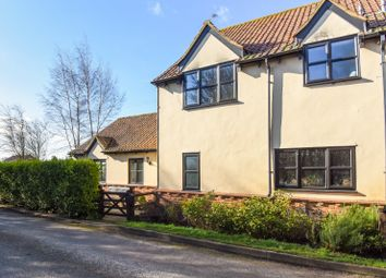 Thumbnail 4 bed semi-detached house for sale in Norrington Cottage, White Roding, Dunmow, Essex