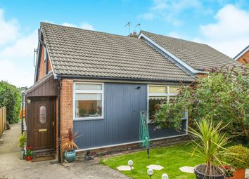 Thumbnail 3 bed semi-detached bungalow for sale in Hall Lane, Harrogate