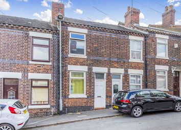 Thumbnail 2 bed terraced house for sale in Jervison Street, Adderley Green, Stoke-On-Trent
