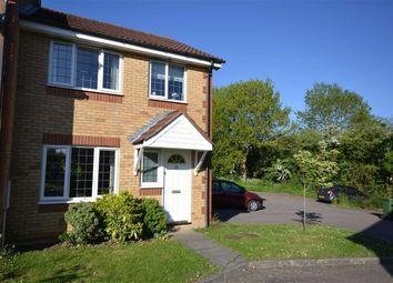 Thumbnail 3 bed end terrace house for sale in Halsey Drive, Hemel Hempstead, Hertfordshire