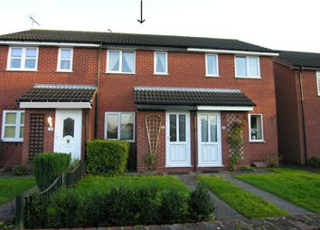 Thumbnail 2 bed terraced house to rent in The Cloisters, Gnosall