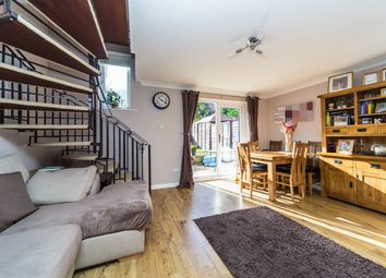 Thumbnail 2 bed terraced house for sale in Flag Close, Shirley, Croydon
