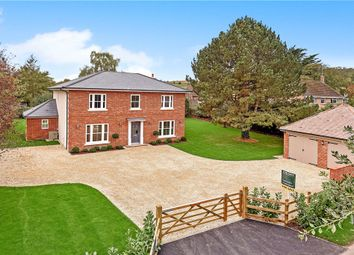 Thumbnail 5 bed detached house for sale in Shroton, Blandford Forum, Dorset