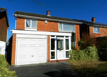 Thumbnail 3 bed detached house for sale in Hilltop Drive, Hodge Hill, Birmingham