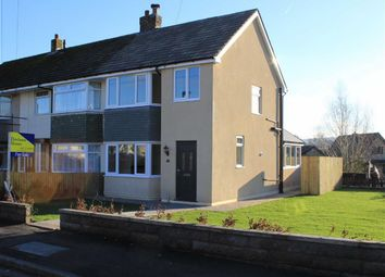 Thumbnail 3 bed semi-detached house for sale in Eastgate, Ribchester, Preston