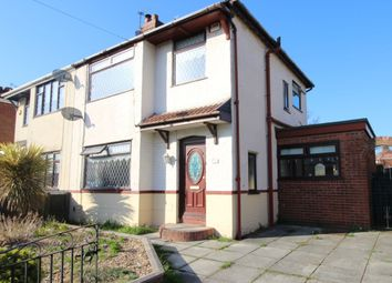 Thumbnail 3 bed semi-detached house for sale in Nicholas Road, Widnes