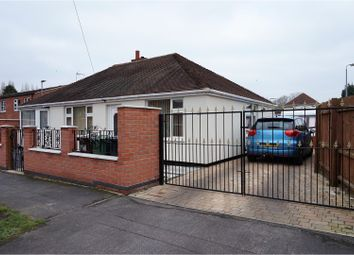 Thumbnail 3 bed detached bungalow for sale in Shelley Street, Loughborough