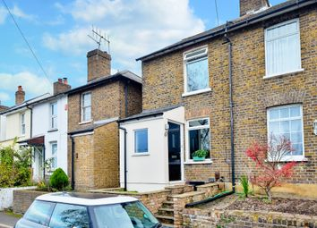 Thumbnail 2 bedroom end terrace house for sale in Lower Road, St. Mary Cray, Orpington