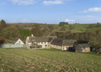 Thumbnail 6 bed property for sale in Cheltenham Road, Rendcomb, Cirencester