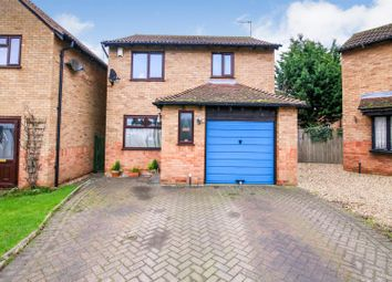 3 bed link-detached house for sale in Cherwell Way, Long Lawford, Rugby CV23