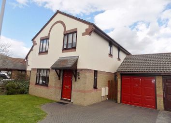Thumbnail 4 bed detached house for sale in The Burrows, Porthcawl, Bridgend.
