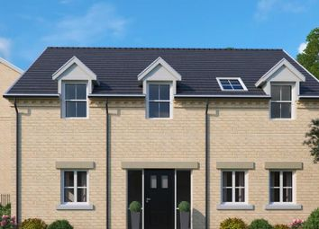 Thumbnail 3 bed flat for sale in Wharf Road, Peterborough