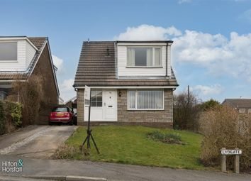 Thumbnail 3 bed detached house for sale in Lydgate, Briercliffe, Burnley