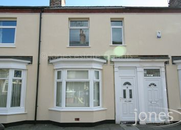 Thumbnail 3 bed terraced house to rent in Castlereagh Road, Stockton On Tees