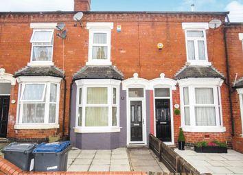 3 bed terraced house for sale in Tintern Villas, Chesterton Road, Balsall Heath, Birmingham B12