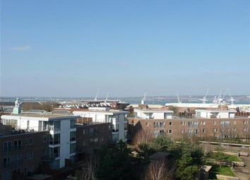 Thumbnail 2 bedroom flat to rent in Unicorn House, Cross Street, Portsmouth