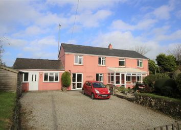 Thumbnail 4 bed property for sale in Blackwater, Truro