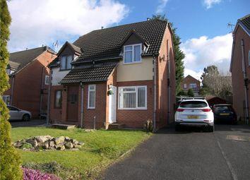 Thumbnail 2 bedroom semi-detached house for sale in The Pemberton, Broadmeadows, South Normanton, Alfreton