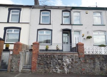 Thumbnail 3 bed terraced house for sale in Woodlands Terrace, Troedyrhiw, Merthyr Tydfil