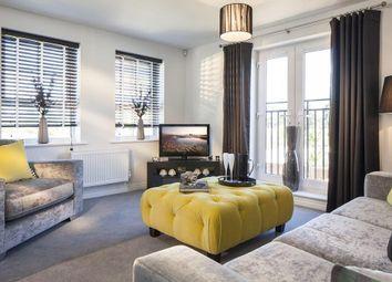 """Emporer"" at Louisburg Avenue, Bordon GU35. 3 bed semi-detached house for sale"