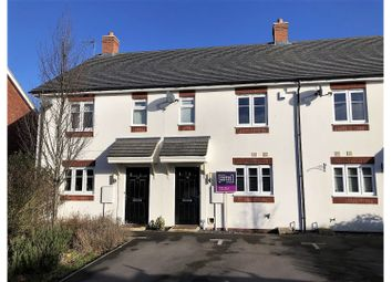Thumbnail 2 bed terraced house for sale in Symphony Road, Hatherley, Cheltenham