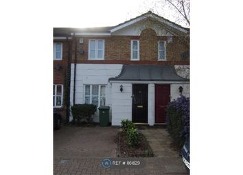 Thumbnail 2 bed terraced house to rent in Widgeon Close, London