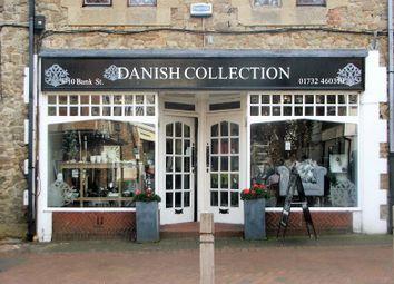 Thumbnail Retail premises to let in Bank Street, Sevenoaks, Kent