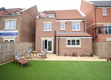 Thumbnail 5 bed detached house for sale in Greener Drive, Darlington