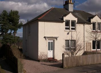 Thumbnail 3 bed semi-detached house for sale in Spey Avenue, Boat Of Garten