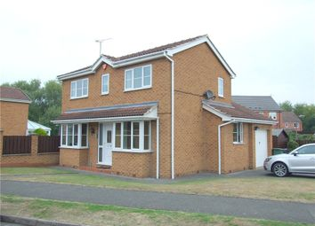 Thumbnail 3 bed detached house for sale in Greenacre Avenue, Heanor