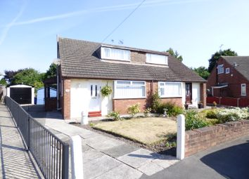 Thumbnail 2 bed bungalow for sale in Brookfield Avenue, Runcorn