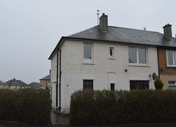 Thumbnail 2 bed flat for sale in Thornhill Road, Falkirk