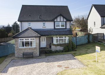 Thumbnail 4 bedroom detached house for sale in Lundies Walk, Auchterarder