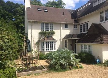 4 bed link-detached house for sale in Warrenhurst Cottage, Old Farnham Lane, Farnham, Surrey GU9
