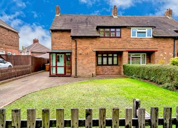 Thumbnail 3 bed semi-detached house for sale in Pelsall Road, Clayhanger / Pelsall, Walsall