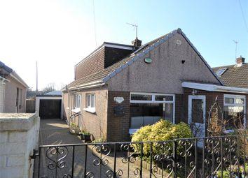 Thumbnail 3 bedroom detached bungalow for sale in Heol-Y-Groes, Litchard, Bridgend.