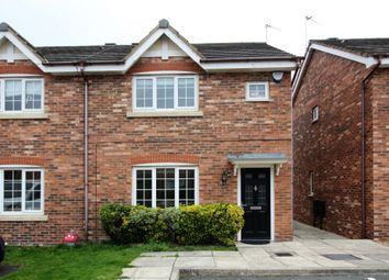 Thumbnail 3 bed end terrace house for sale in Sandwell Avenue, Thornton-Cleveleys