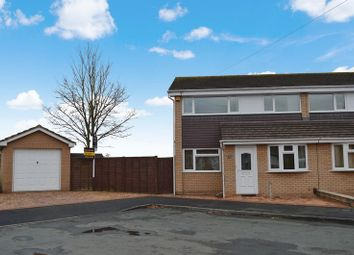 Thumbnail 4 bed semi-detached house for sale in Lodge Close, Shifnal, Shropshire.