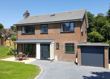 Thumbnail 4 bed detached house for sale in Park Road, Broadstairs, Kent