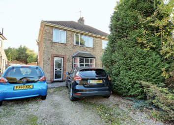 Thumbnail 3 bed semi-detached house for sale in Redcombe Lane, Brigg