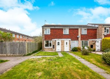 Thumbnail 2 bed end terrace house for sale in Rothervale, Horley