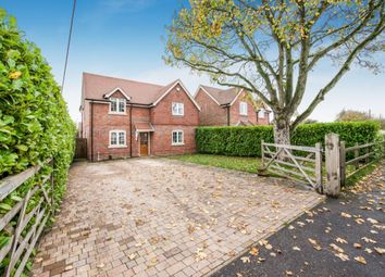 Thumbnail 4 bed detached house for sale in Mill Road, Stokenchurch, High Wycombe