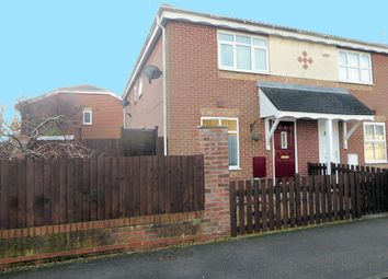 Thumbnail 1 bed property to rent in Green Lane, Itlings Lane, Hessle