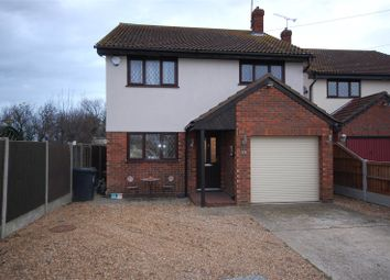 Thumbnail 4 bed detached house for sale in Worcester Close, Mayland, Chelmsford, Essex