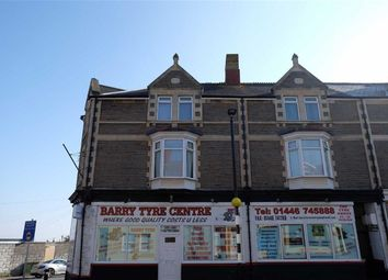 Thumbnail 3 bed flat to rent in Holton Road, Barry, Vale Of Glamorgan