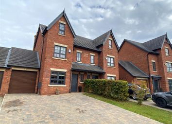 Thumbnail 4 bed semi-detached house for sale in The Fairways, Dukinfield